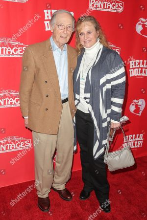 Editorial image of 'Hello, Dolly!' opening night, Pantages Theatre, Los Angeles, USA - 30 Jan 2019