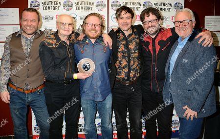 Bennett Wilson Poole - Danny Wilson, Robin Bennett, Tony Poole and Nigel Elderton