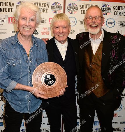 Editorial photo of Americana Music Awards, Press Room, Hackney Empire, London, UK - 31 Jan 2019