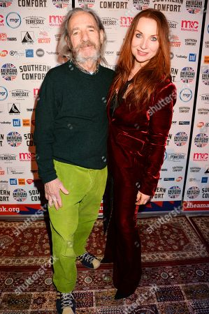 Stock Image of Harry Shearer and Judith Owen