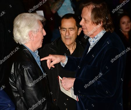 Graham Nash and Joe Boyd