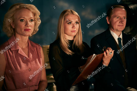 Editorial photo of 'Endeavour' TV Show, Series 6, Episode 2 UK  - 2019