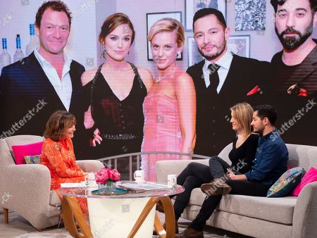 Editorial image of 'Lorraine' TV show, London, UK - 31 Jan 2019