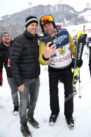 Editorial photo of Charity Race, Kitzbuhel, Austria - 26 Jan 2019