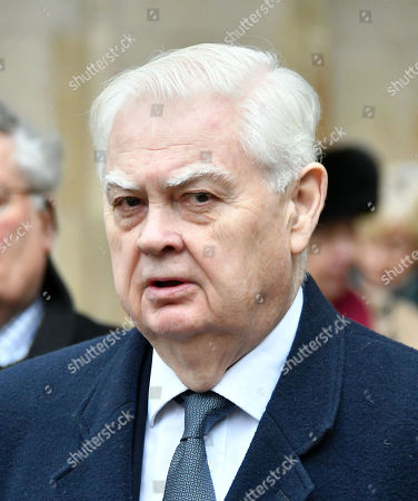 Stock Picture of Norman Lamont