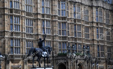 A general exterior view of the House of Commons in London, Britain, 31 January 2019. The House of Commons is set to vote on British Prime Minister Theresa May's Plan B for Brexit on 13 February.