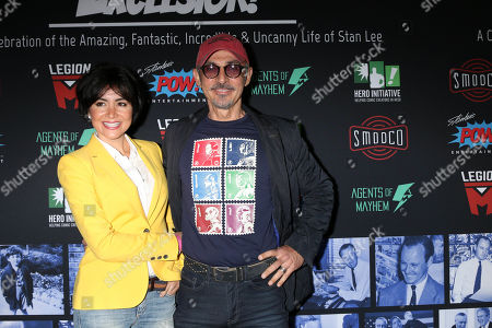 Editorial picture of Stan Lee Tribute, TCL Chinese Theatre, Los Angeles, USA - 30 Jan 2019