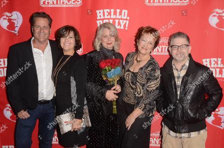 James Van Patten, Connie Needham, Dianne Kay, Laurie Walters, Adam Rich