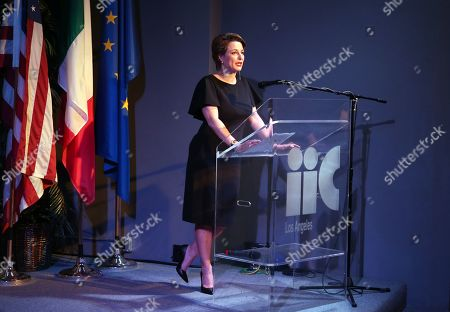 Silvia Chiave, Consul General of Italy in Los Angeles