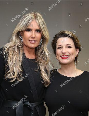 Tiziana Rocca, Silvia Chiave, Consul General of Italy in Los Angeles