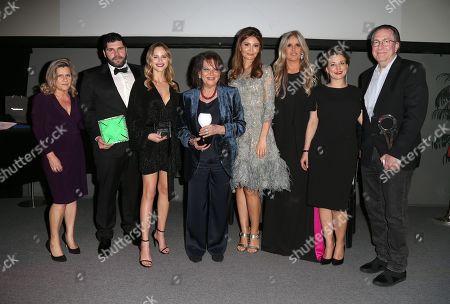 Valeria Rumori, Salvatore Esposito, Halston Sage, Claudia Cardinale, Lola Karimova-Tillyaeva, Tiziana Rocca, Silvia Chiave, Steven Gaydos