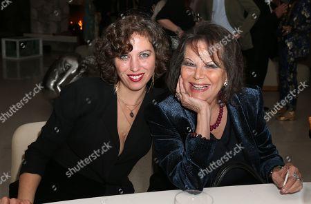 Claudia Squitieri, Claudia Cardinale