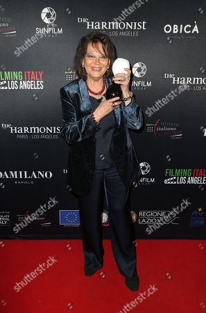 Stock Picture of Claudia Cardinale
