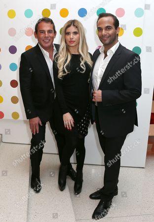 Eugenio Lopez Alonso, Simona Mangiante, George Papadopoulos