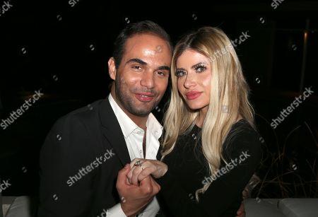 George Papadopoulos, Simona Mangiante