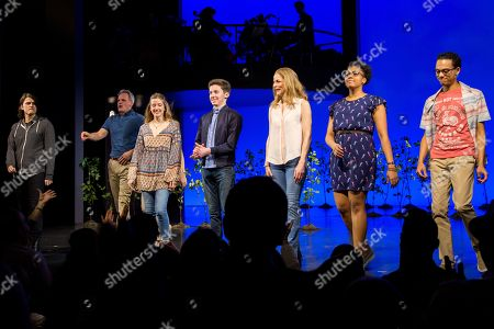 Editorial picture of 'Good For You, Andrew Barth Feldman!' Broadway play, New York, USA - 30 Jan 2019