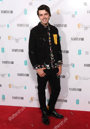 Editorial photo of BAFTA EE Rising Star Award party, London, UK - 31 Jan 2019