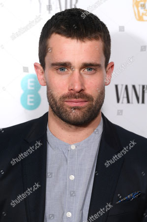 Stock Picture of Christian Cooke