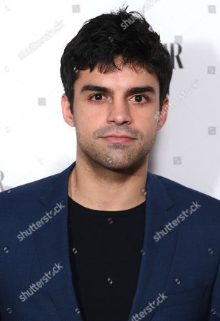 Stock Image of Sean Teale
