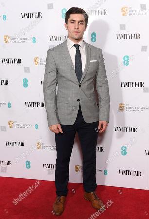 Editorial photo of BAFTA EE Rising Star Award party, London, UK - 31 Jan 2019