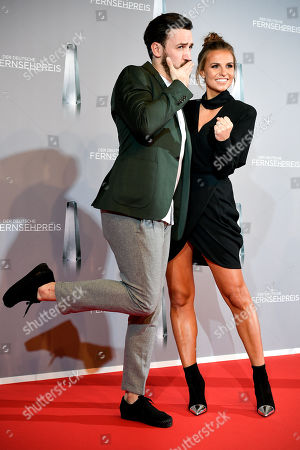 Editorial photo of German Television Award 2019, Duesseldorf, Germany - 31 Jan 2019