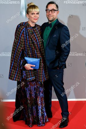 Editorial picture of German Television Award 2019, Duesseldorf, Germany - 31 Jan 2019