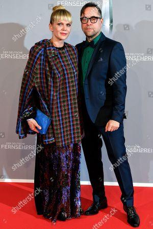 Editorial image of German Television Award 2019, Duesseldorf, Germany - 31 Jan 2019