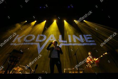 Kodaline - Steve Garrigan and Jason Boland