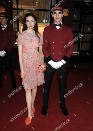 Editorial picture of Cartier Boutique Store Opening, London, UK - 31 Jan 2018