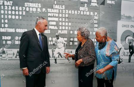 Editorial photo of Robinson's 100th Birthday, New York, USA - 31 Jan 2019
