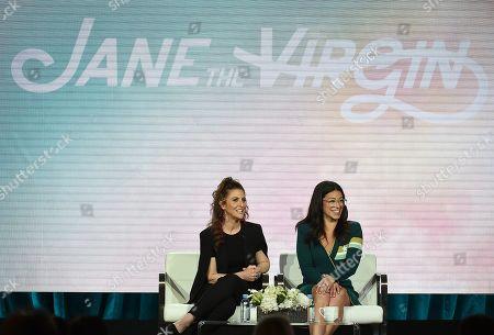 Gina Rodriguez, Jennie Snyder Urman