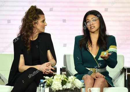 Editorial picture of CW A Final Farewell to 'Jane the Virgin' TV Show Panel, TCA Winter Press Tour, Los Angeles, USA - 31 Jan 2019