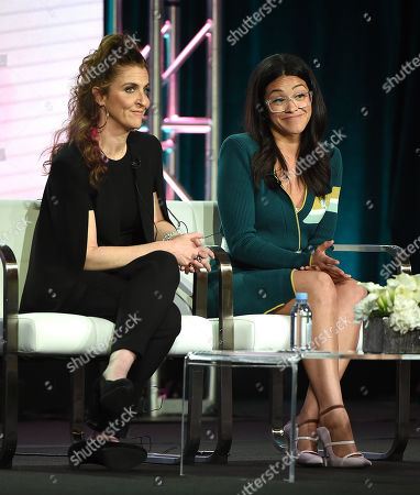 Editorial image of CW A Final Farewell to 'Jane the Virgin' TV Show Panel, TCA Winter Press Tour, Los Angeles, USA - 31 Jan 2019