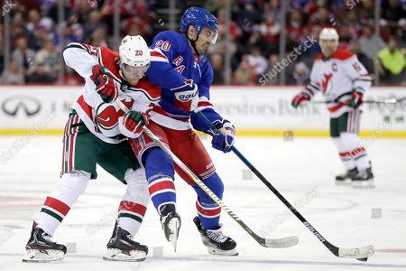 d959b8c9b New York Rangers v New Jersey Devils Stock Photos (Exclusive ...