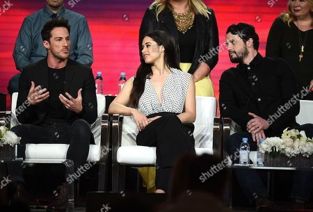 Editorial photo of CW 'Roswell, New Mexico' TV Show Panel, TCA Winter Press Tour, Los Angeles, USA - 31 Jan 2019
