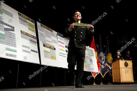 Editorial photo of Naval Academy Ship Selection, Annapolis, USA - 31 Jan 2019
