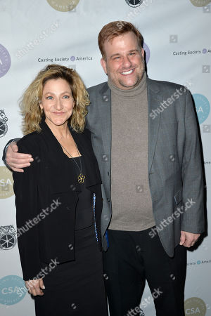 Edie Falco, Stephen Wallem