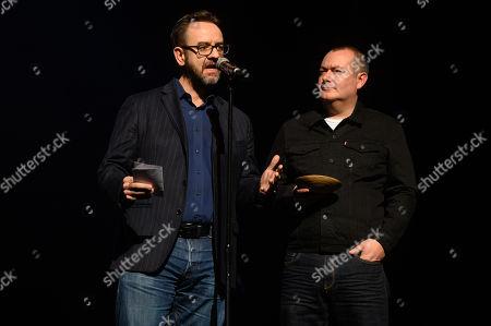 Michael Dugher & Martin Talbot