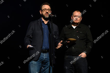 Editorial picture of Americana Music Awards, Show, Hackney Empire, London, UK - 31 Jan 2019