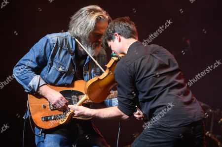 Editorial photo of Americana Music Awards, Show, Hackney Empire, London, UK - 31 Jan 2019