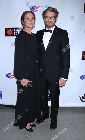 Editorial image of American Australian Arts Awards dinner, New York, USA - 31 Jan 2019