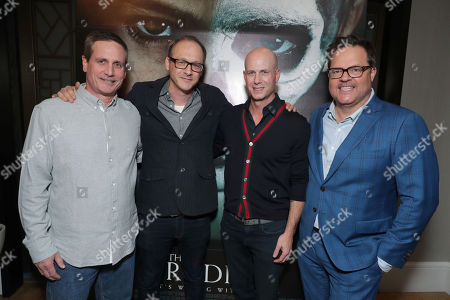 John Hegeman - President of Orion Pictures, Director Nicholas McCarthy, Producer Tripp Vinson and Screenwriter Jeff Buhler