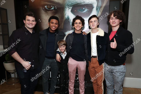 Editorial image of Orion Pictures 'The Prodigy' special screening, Los Angeles, USA - 31 January 2019