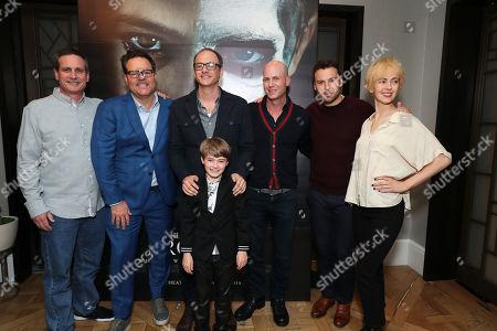 John Hegeman - President of Orion Pictures, Screenwriter Jeff Buhler, Director Nicholas McCarthy, Jackson Robert Scott, Producer Tripp Vinson, Peter Mooney and Brittany Allen