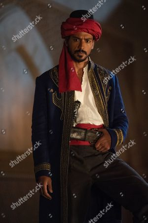 Jan Uddin as Ottoman Colonel Tariq