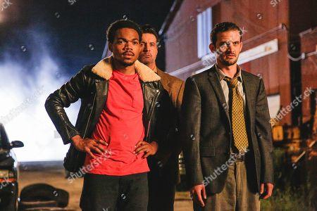 Editorial picture of 'Slice' Film - 2018
