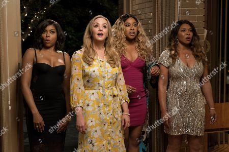 Taraji P. Henson as Ali Davis, Wendi McLendon-Covey as Olivia, Phoebe Robinson and Tamala Jones