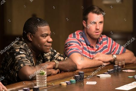 Tracy Morgan and Chris Witaske as Eddie