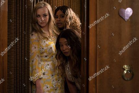 Wendi McLendon-Covey as Olivia, Phoebe Robinson and Tamala Jones