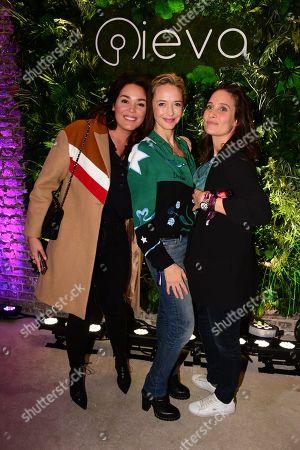 Stock Photo of Lola Dewaere, Helene de Fougerolles, Julie De Bona